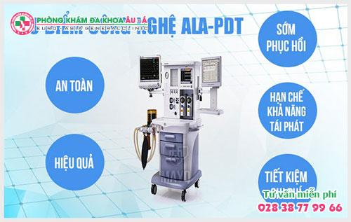 Bệnh viện hỗ trợ chữa sùi mào gà uy tín tại TPHCM