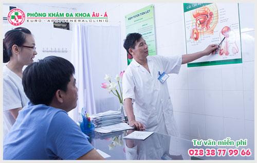 Nhận biết bệnh mụn rộp sinh dục với bác sĩ chuyên khoa