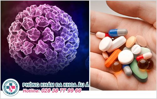 Dùng thuốc trị virus HPV có hiệu quả không?