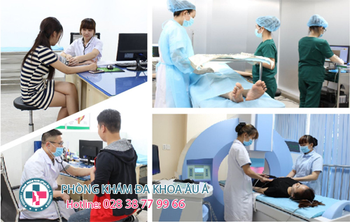 Phòng khám chữa bệnh lậu nào tốt?